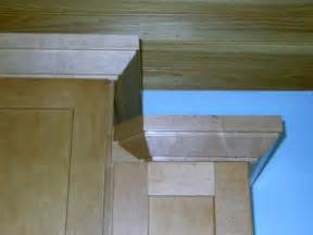 Crown Moulding Ideas For Kitchen Cabinets Crown Moulding For Uneven Height Cabinets