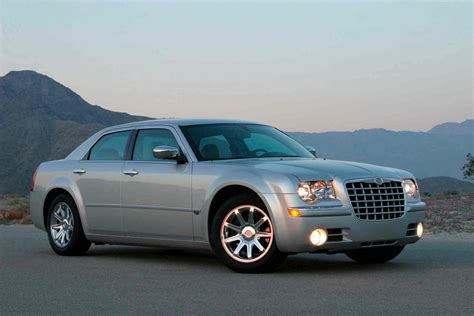 2006 Chrysler 300 Mpg by 2006 Chrysler 300c Review Top Speed