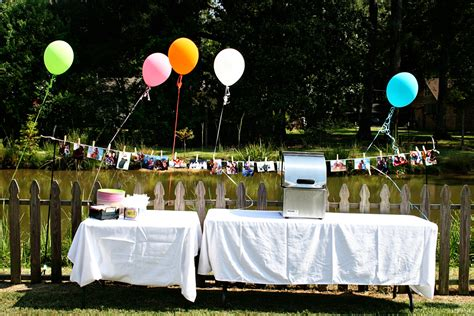 backyard bbq wedding an adoption party the sweetest occasion