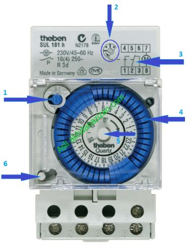 wiring diagram timer listrik choice image wiring diagram