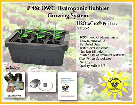 hydroponic kits  home gardeners  update