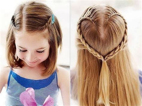 cute hairstyles easy to do for school 10 cute hairstyles for girls with short hair for school