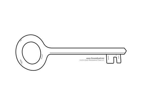 printable house key template best photos of printable pictures of door keys free