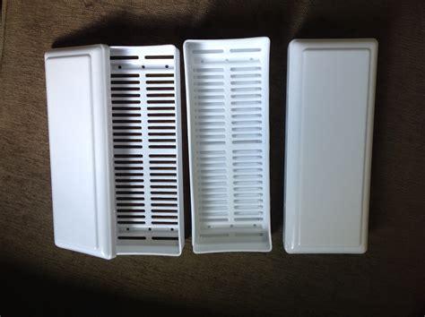 Tray Semai Hidroponik jual tray semai hidroponik organik warna putih simon