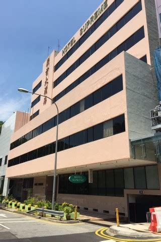 hotel supreme singapore 43 downtown singapore guesthouses and hotels travelfish org