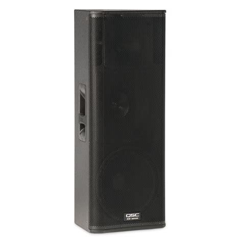 Speaker Qsc qsc kw153 active 3 way pa speaker 1000 watt at gear4music