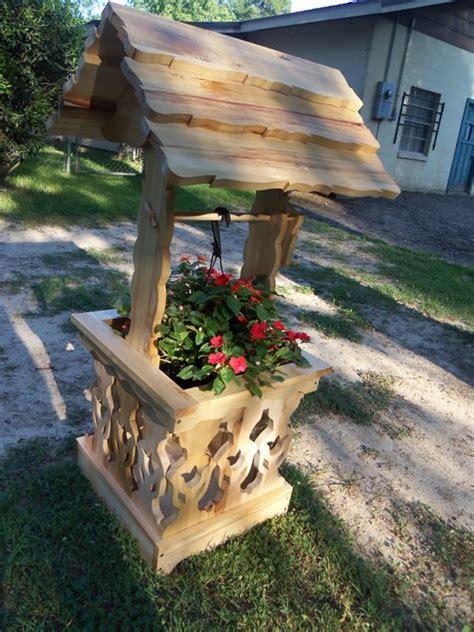 wishing  planters  william  lumberjockscom