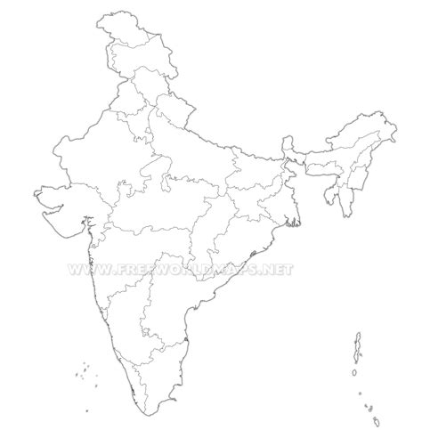 Blank Outline Map Of Ancient India by Printable Blank Map Of Ancient India Pictures To Pin On Pinsdaddy