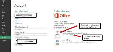 How To Update Microsoft Office by Microsoft Office Update 2013