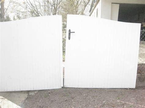 portail jardin occasion achetez portail pvc portail occasion annonce vente 224 doulchard 18 wb150961858
