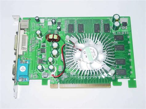 Vga Card For Pc Gf6600 Vga Cards Gf6600le 128mdd Nvidia Graphic Card China Services Or Others Other