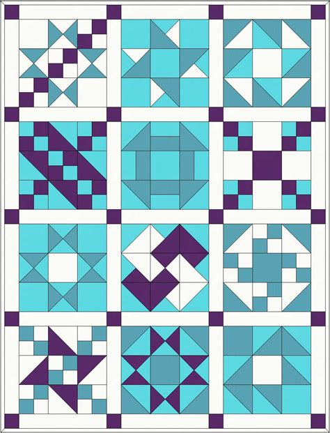 Traditional Patchwork Quilt - 301 moved permanently