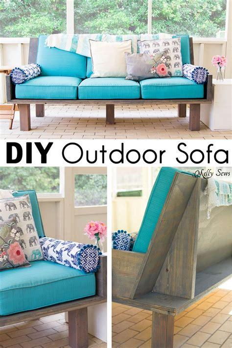plywood couch build  diy outdoor sofa diy outdoor