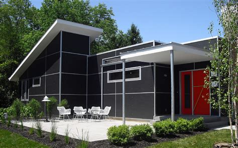 house exterior design modern home renovation modern home remodel midcentury exterior grand rapids