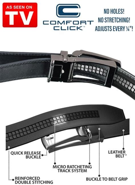 comfort click comfort click belt as seen on tv carolwrightgifts com