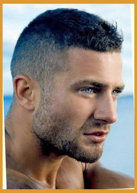 short hairstyle ideas for men with large heads short taper haircut with regard to head hairstyles pictures