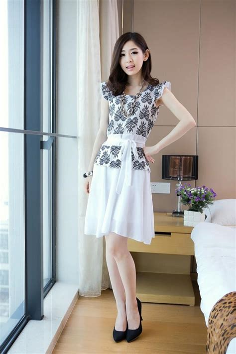 Blouse Putih Lengan Panjang Sudah Termasuk Inner Import Murah dress korea model terbaru cantik model terbaru jual murah import kerja