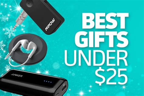gifts for 25 best gifts under 25 macworld