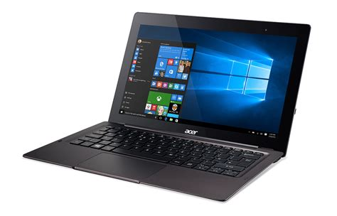 Acer Switch 12 acer s aspire switch 12 s a convertible laptop with usb type c