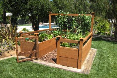 add lumber vegetable garden kit  deluxe