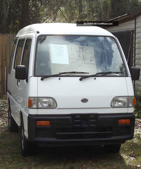 Suzuki Sambar 1997 Subaru Sambar