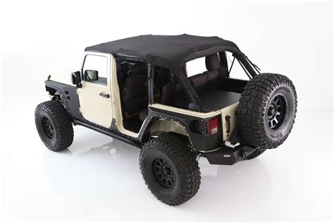 Mesh Top Jeep Smittybilt 93600 Mesh Extended Soft Top 97 06 Tj