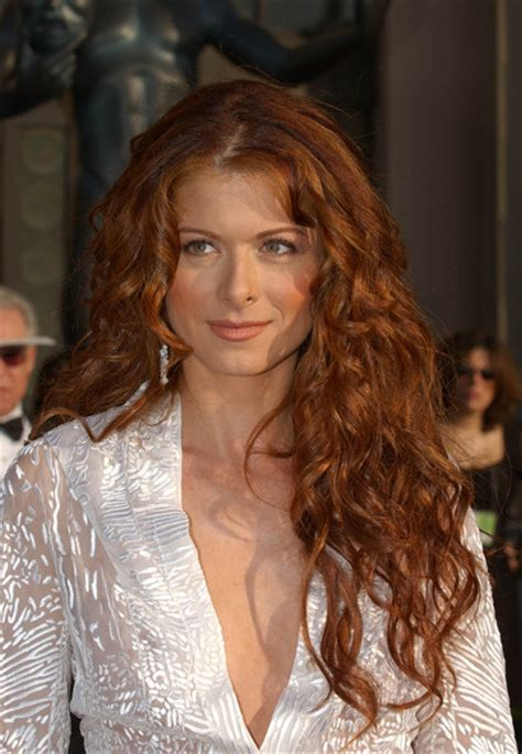debra messing luscious curl secrets hairboutique how to tell what type of curly hair you have easy to
