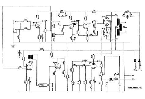 transistor reverb driver marshall schematics