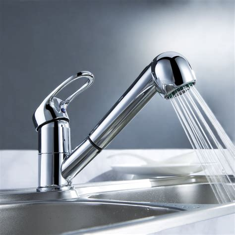interior kitchen sink faucets best gray kitchen sink equipped with stylish faucet and sprayer