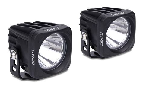 sunpie motorcycle led light kit denali dx xtreme spot dual intensity led lighting kit 20