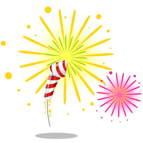 new year icon free fireworks icon icons softicons