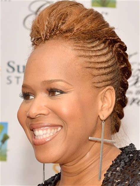 tina cbell hair braids cornrow queen tina atkins cbell celebrities