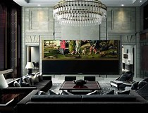Image result for What is the biggest 4K Tv?. Size: 210 x 160. Source: www.theverge.com