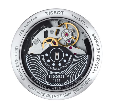 Tissot T085 210 11 011 00 Swiss Made Original tissot carson t085 427 11 011 00 mens anytime