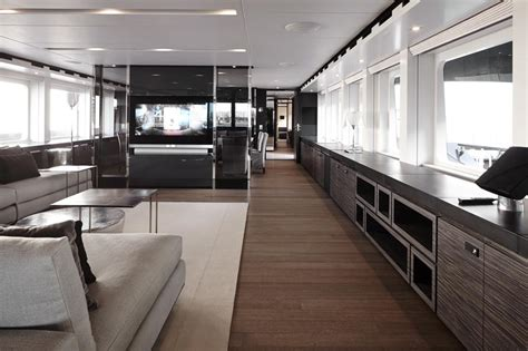steve jobs home interior galactic star the first yacht of 65 meter all aluminum