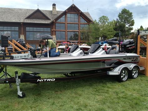 nitro boats nitro bass fishing boats