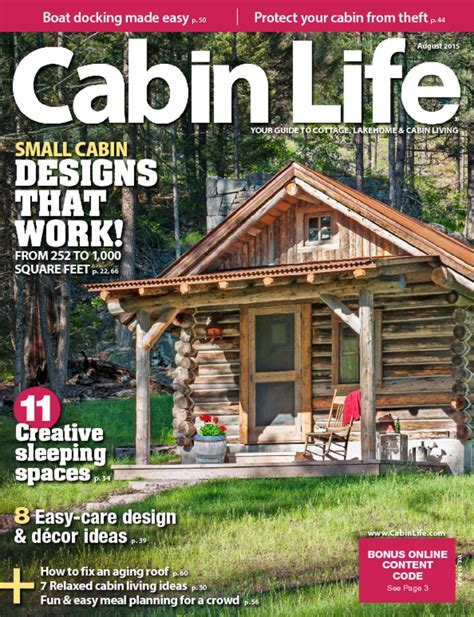 cottage living magazine subscription cabin living magazine subscription from 17 95 compare