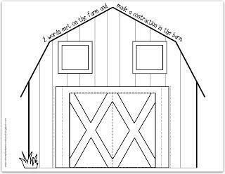 barn template relentlessly deceptively educational