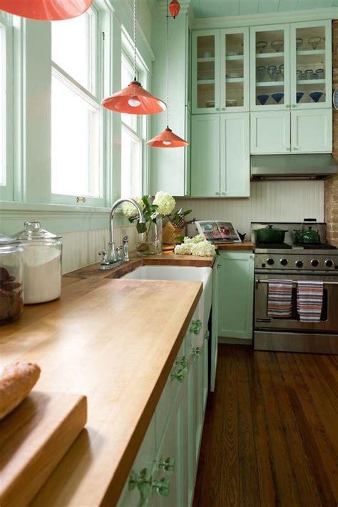 deco cuisine vert 1001 id 233 es d 233 coration vert menthe fra 238 cheur et l 233 g 232 ret 233