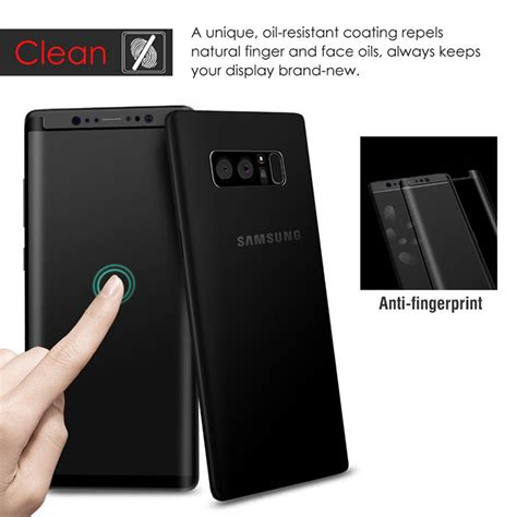Sale Tempered Glass Color Samsung Galaxy Note 3 3d curved edge tempered glass for samsung galaxy note 8 sale banggood