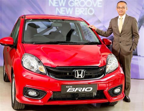 brio e honda brio facelift launched in india prices start at 4