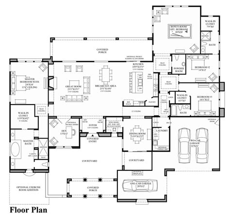 house plans monster monster house plan monster house plans ranch 8313
