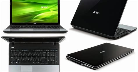 Laptop Acer Ukuran 14 Inci harga dan spesifikasi laptop acer aspire e1 terbaru rakyat