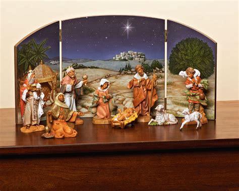 fontanini canada fontaninistore fontanini nativity triptych