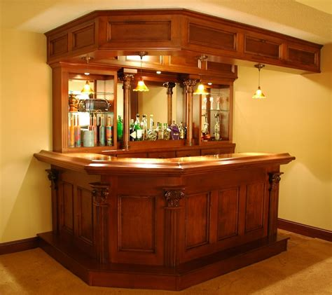 basement homebar