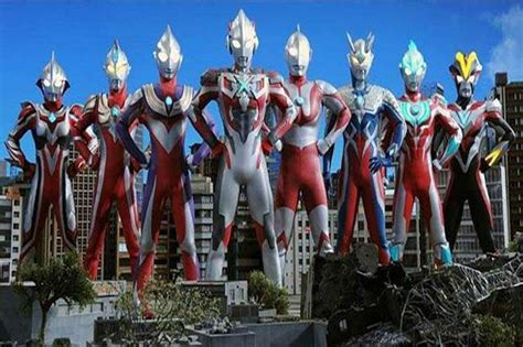 film ultraman yang terbaru ultraman 2016 8 ultra heroes oke daily photo world