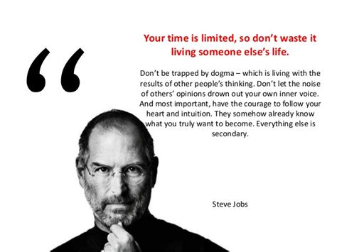 biography of bill gates and steve jobs your time is limited so