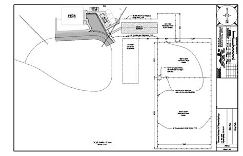 dog kennel layout design humane society of pagosa springs