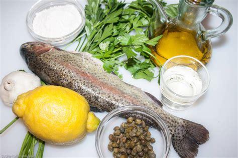 cucinare la trota salmonata trota ricette di cucina
