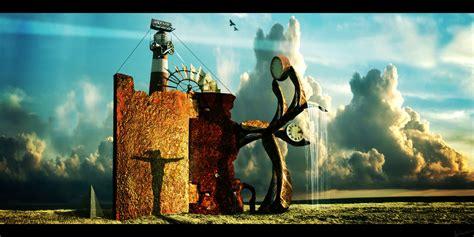 imagenes navideñas surrealistas wallpapers hd surrealistas taringa
